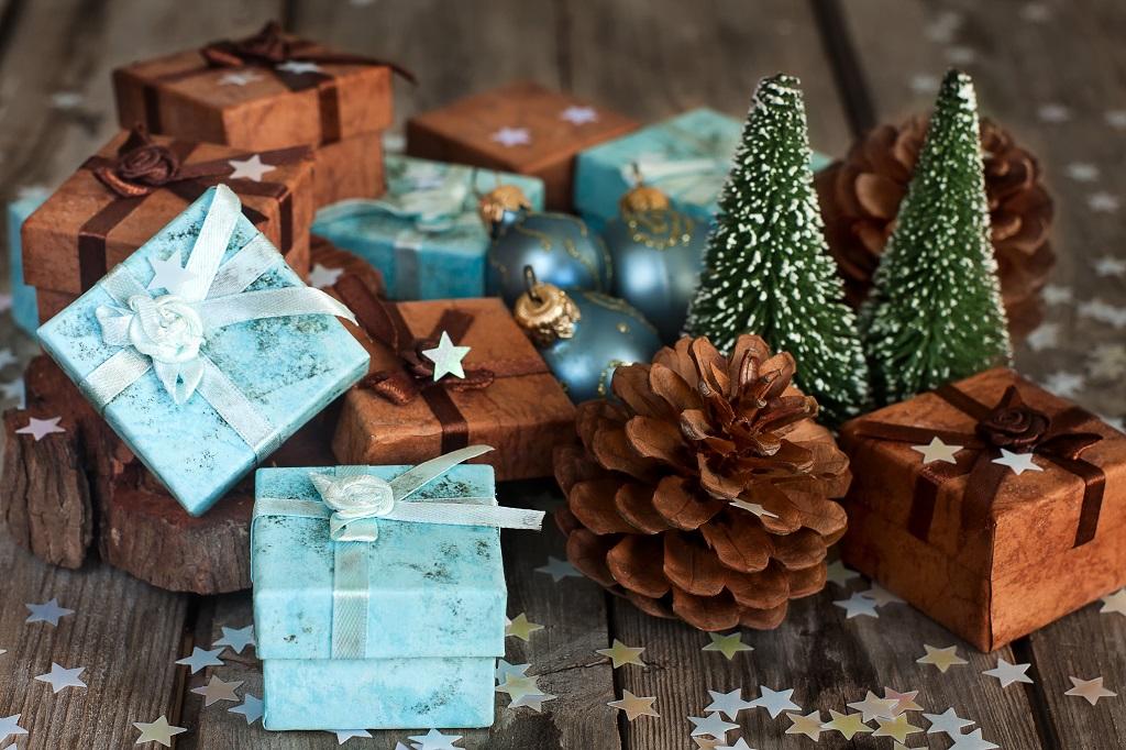 Popularne gadżety świąteczne